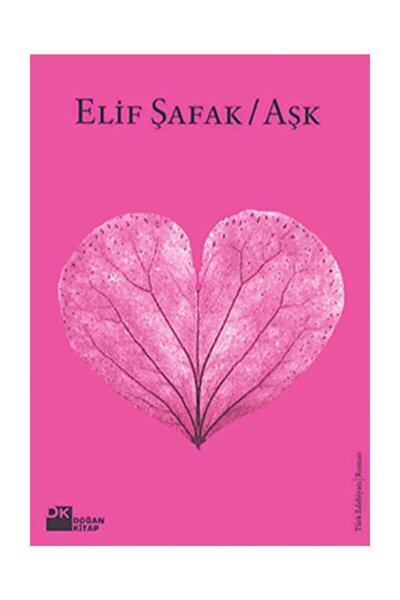Doğan Kitap Aşk (PEMBE KAPAK) - Elif Şafak -