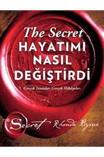 Artemis Yayınları The Secret - Hayatımı Nasıl Değiştirdi - Rhonda Byrne 9786053045540