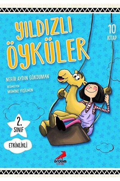 Erdem Çocuk Yıldızlı Öyküler-10 Kitap Takım