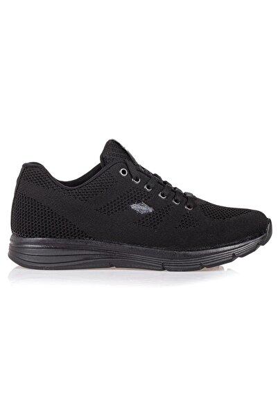 Scooter Siyah Erkek Bağcıklı Spor Ayakkabı M5423ts
