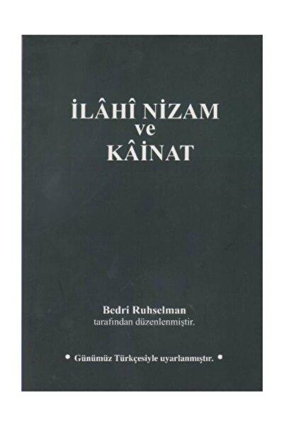 MTİAD 1950 Yayınları İlahi Nizam ve Kainat- Bedri Ruhselman