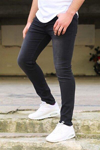 DENİMSTAR The Sule Denim Star Siyah Tusa Likralı Slim Fit Kot Pantolon