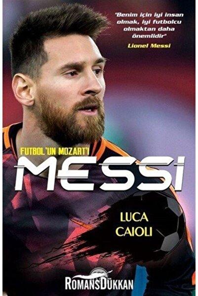 Martı Yayınları Futbol'un Mozart'ı-messi