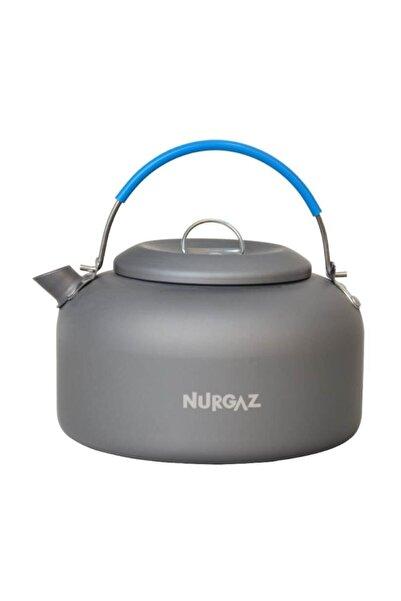 NURGAZ Klasik Kamp Çaydanlık 1.4lt