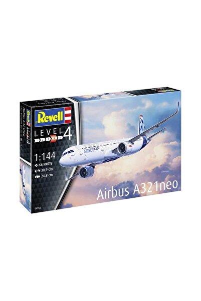 REVELL 1:144 Airbus A321 Neo Uçak Maketi 04952