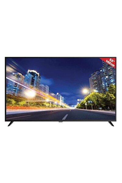 Hi-Level Hl55UAL402 55'' 139 Ekran Uydu Alıcılı 4K Ultra HD Smart LED TV