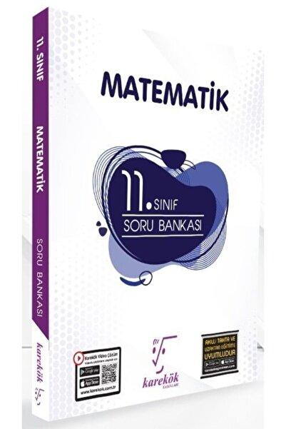 Karekök Yayınları 11. Sınıf Matematik Güncel Soru Bankası