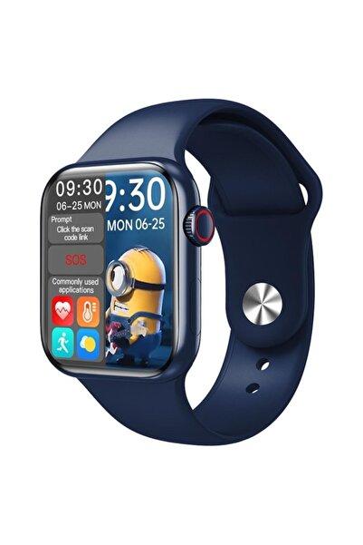 Teleteknoloji Hw16 Akıllı Saat Watch 6 Pro Yan Tuş Aktif 44 Mm Spor Saat