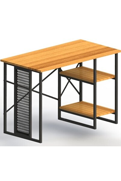 4M Sarı Siyah Houselab Çalışma Bilgisayar Öğrenci Masası