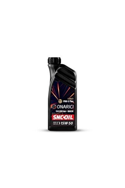 snc Oil Pro-s Plus Onarıcı Heavy Duty 150.000 Km+ 15w-50 1 Litre