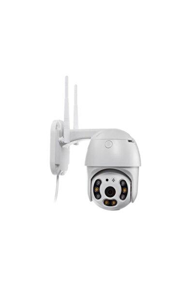 Gomax Ip Ptz Iç Ve Dış Mekan 360 Çift Antenli 1080p Speed Dome Tipi Güvenlik Kamera