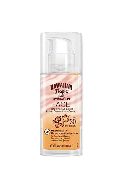 Hawaiian Tropic Bronzlaştırıcı Yüz Bakım Güneş Losyonu - Lotion Face Silk Spf 30