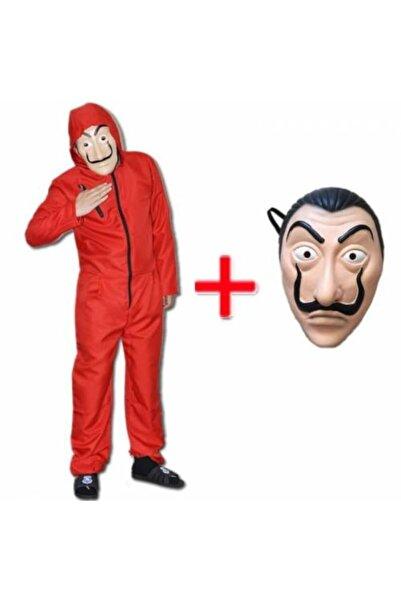Mashotrend La Casa De Papel Kostümü -la Casa De Papel Salvador Dali Maskesi