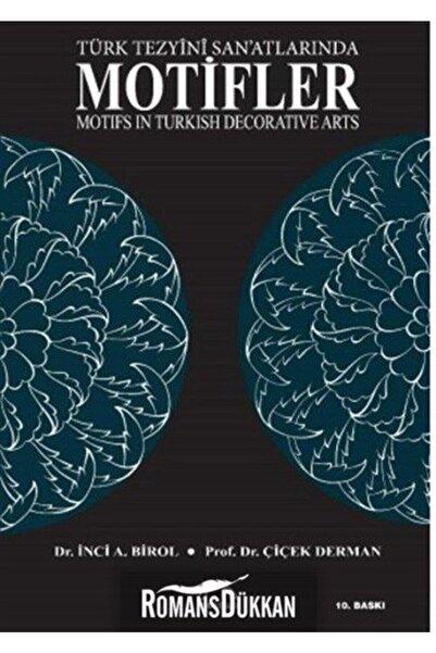 Kubbealtı Neşriyat Türk Tezyini Sanatları Motifler