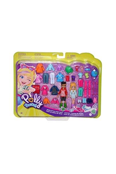 Polly Pocket Ggj48 Polly Büyük Moda Seti /polly Pocket
