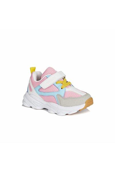 Vicco Asimo Kız Bebe Pembe Sneaker