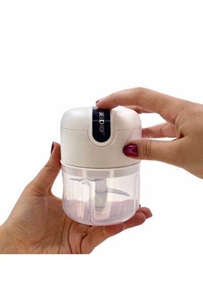 BeeChef Mini Doğrayıcı - Beyaz/30 Watt