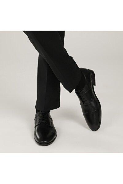 Garamond 2386-3 1 FX Siyah Erkek Klasik Ayakkabı 101015109