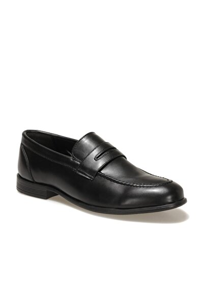 Downtown G-218 1fx Siyah Erkek Klasik Ayakkabı