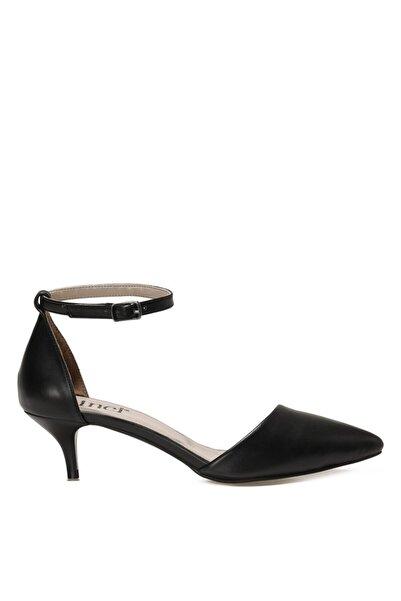 İnci PINA.Z 1FX Siyah Kadın Gova Ayakkabı 101038365
