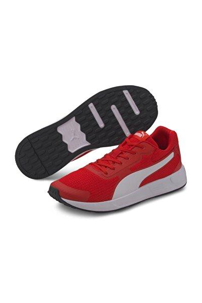 Puma TAPER Kırmızı Erkek Koşu Ayakkabısı 101085545