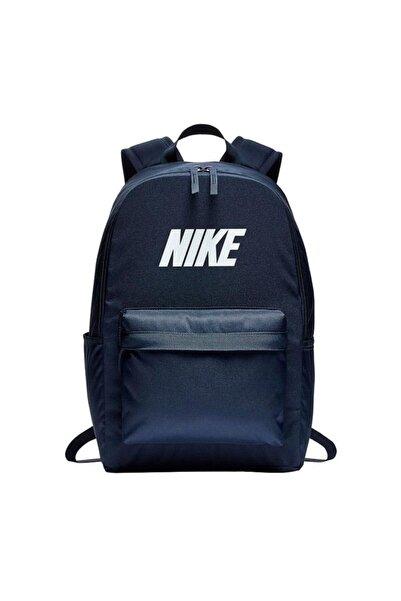 Nike Unisex Lacivert Heritage Bkpk Sırt Çantası Ba6393-451