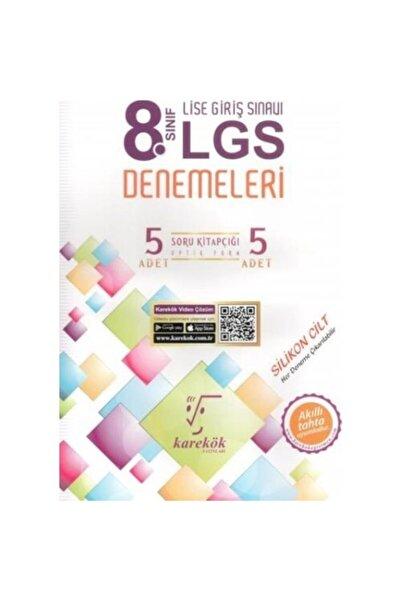Karekök Yayınları 8. Sınıf Lgs 5 li Denemeleri