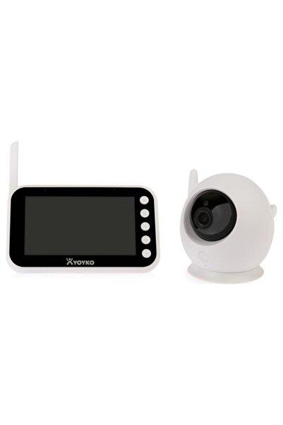 YOYKO Excalibur Dijital Bebek Izleme Cihazı 1 Kameralı Sistem