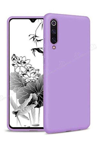 Telehome Samsung Galaxy A70 Lansman Kılıf Içi Kadife Lila