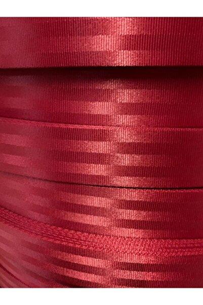 DizaynAutoGarage Bmw M3 2012 - 2018 Uyumlu Kırmızı Renk Iç Kemer 20 Metre