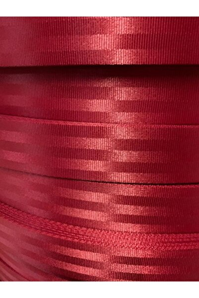 DizaynAutoGarage Bmw F30 - F80 M3 Ön Ayarlı Kırmızı Renk Iç Kemer 20 Metre