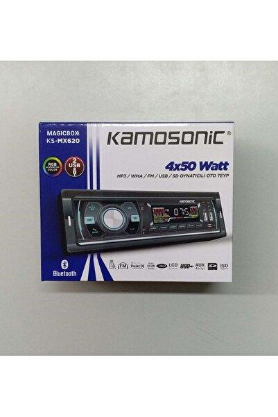 Kamosonic Ks-mx620 4x50 Watt Oto Teyp