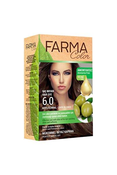 Farmasi Koyu Kumral Saç Boyası 6.0
