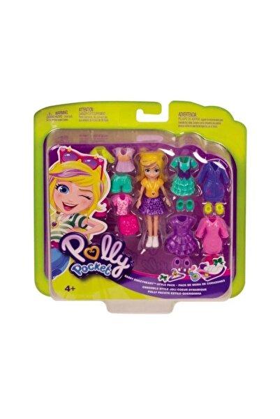 Polly Pocket Ve Kıyaafetleri Oyun Seti