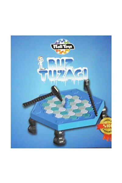 Moli Toys Buz Tuzağı Akıl Oyunu Eğitici Zeka Ve Strateji Oyunu