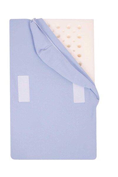 Sevi Bebe Reflü Yatak Kılıfı Mavi  /