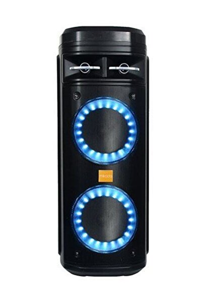 Mikado Md-220kp Siyah Usb+fm+tf Kart+bt Destekli Kablosuz Mikrofonlu Toplantı Anfisi