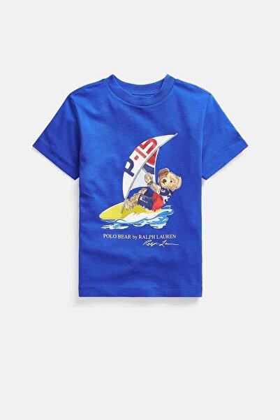Polo Ralph Lauren Kids Erkek Çocuk Polo Bear T-shirt Polo Ralph Lauren 2-4 Yaş