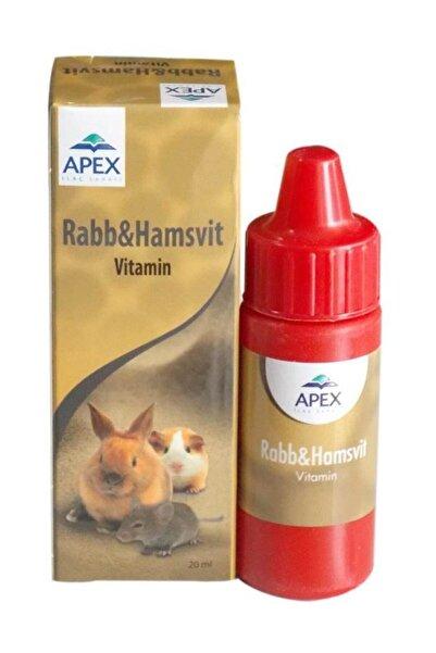 Apex Rabb&hamsvit Tavşan Ve Hamster Vitamini 20 ml