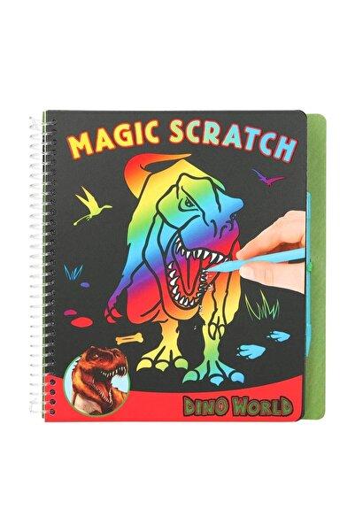 Top Model Dinozor Sihirli Boyama Kitabı 10363