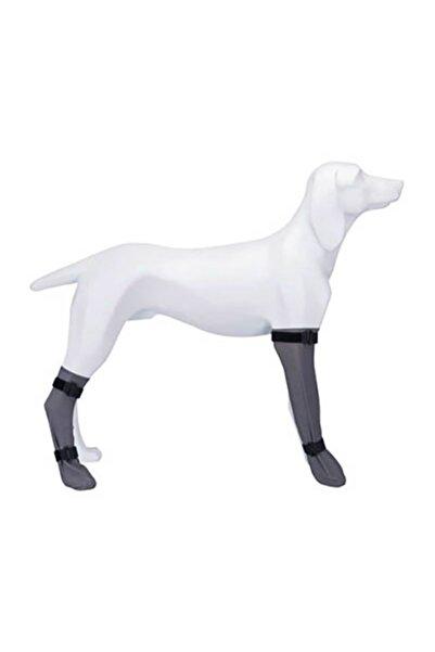 Trixie Gri Köpek Çorabı Su Geçirmez 1 Adet S:6cm/30cm