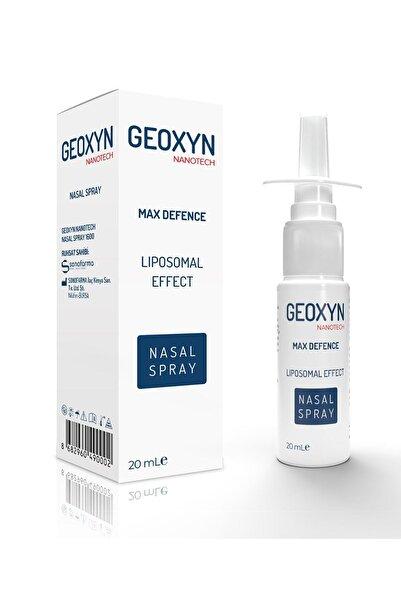 GEOXYN NANOTECH Max Defence Nasal 1600 Burun Spreyi