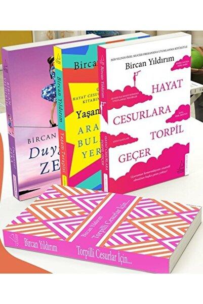 Destek Yayınları Bircan Yıldırım Özel Defter + 3 Kitap Takım