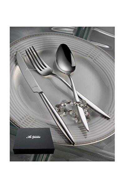 Aryıldız Elegant  Çatal Kaşık Bıçak Seti Kutulu 89 Parça