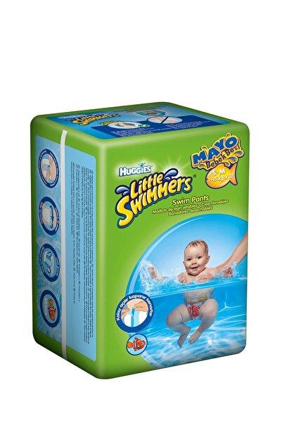 Huggies Mayo Bebek Bezi Little Swimmers 3-4 Beden 12 Adet 7-15 kg
