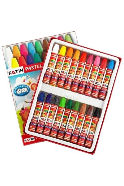 Fatih 18 Renk Pastel Boya King Size