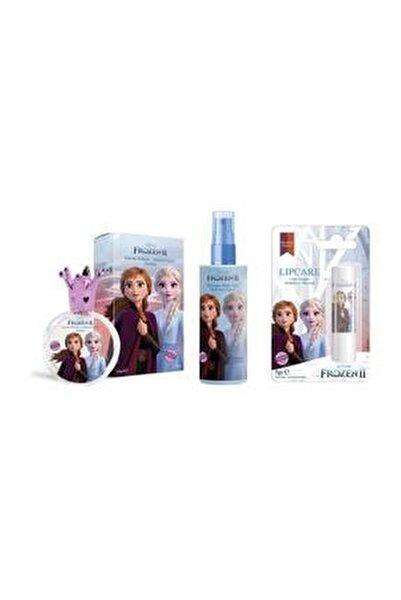 Frozen Elsa Edt 50 ml Çocuk Parfüm Seti