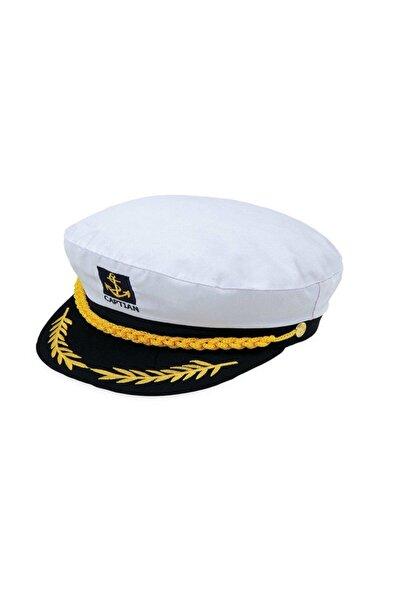İşnar Yeni Sezon Moda Denizci Kaptan Şapkası