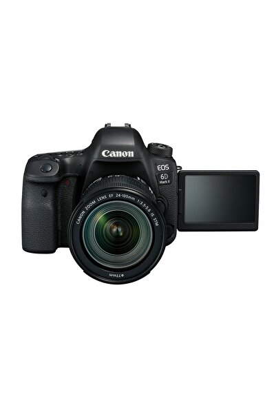 Canon EOS 6D Mark II + EF 24-105mm f/3.5-5.6 IS STM Fotoğraf Makinesi (Canon Eurasia Garantili)