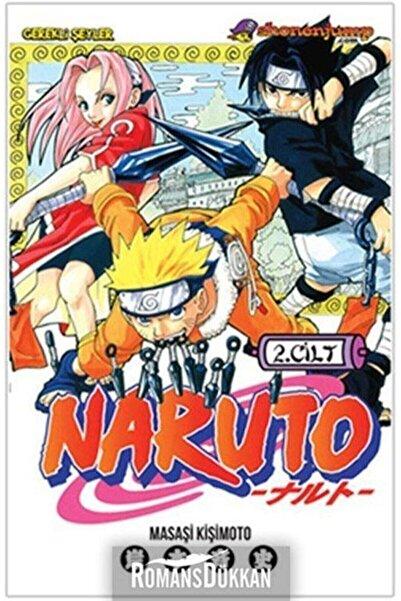 Gerekli Şeyler Yayıncılık Naruto 2 Cilt En Kötü Müşteri